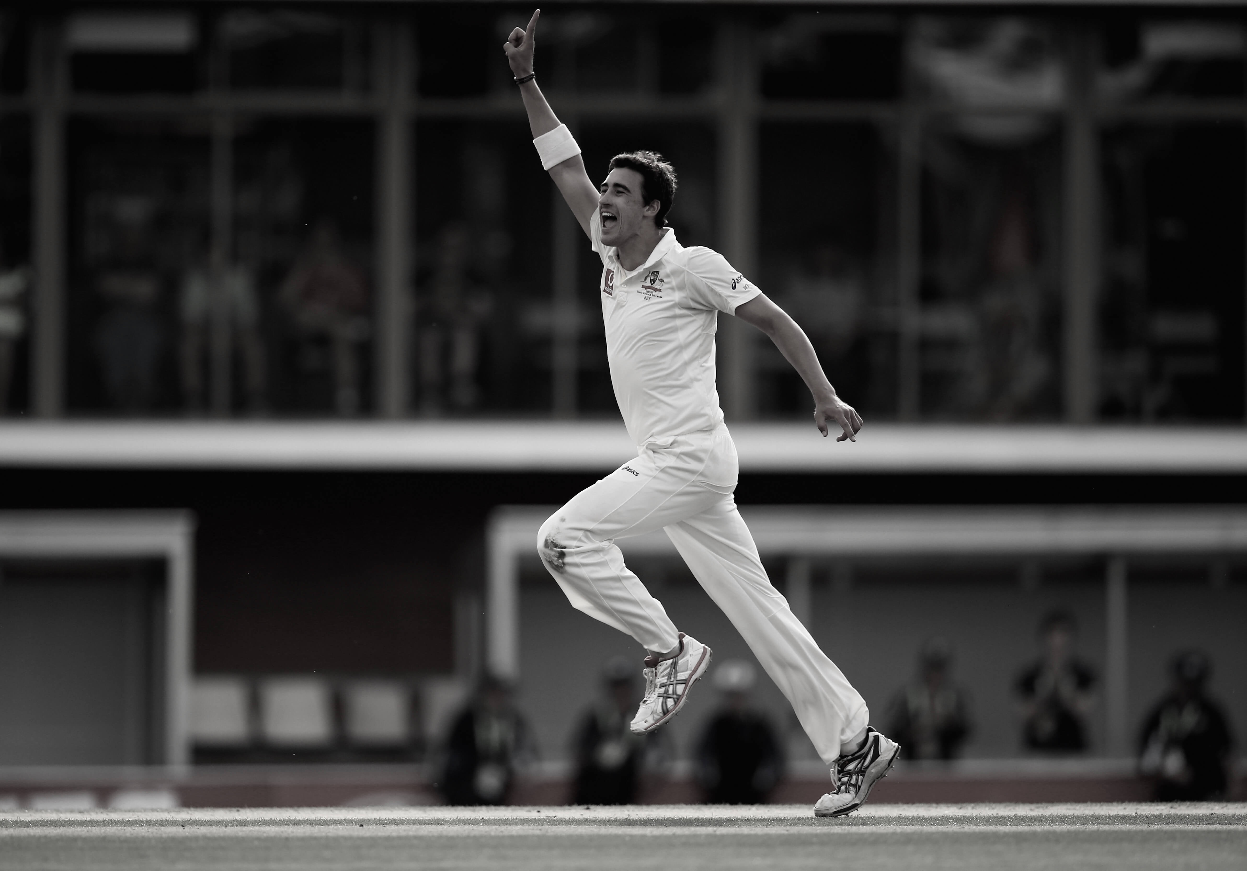 MITCH AN INTEGRAL PART OF AUSTRALIA'S ASHES SUCCESS IMAGE
